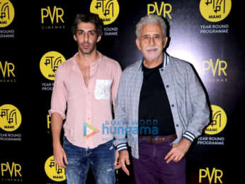 Celebs grace the screening of 'Garbage' as a part of MAMI Year Round Programme