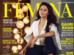 Gauri Khan On The Cover Of Femina