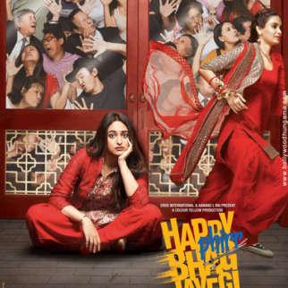 First Look Of Happy Phirr Bhag Jayegi