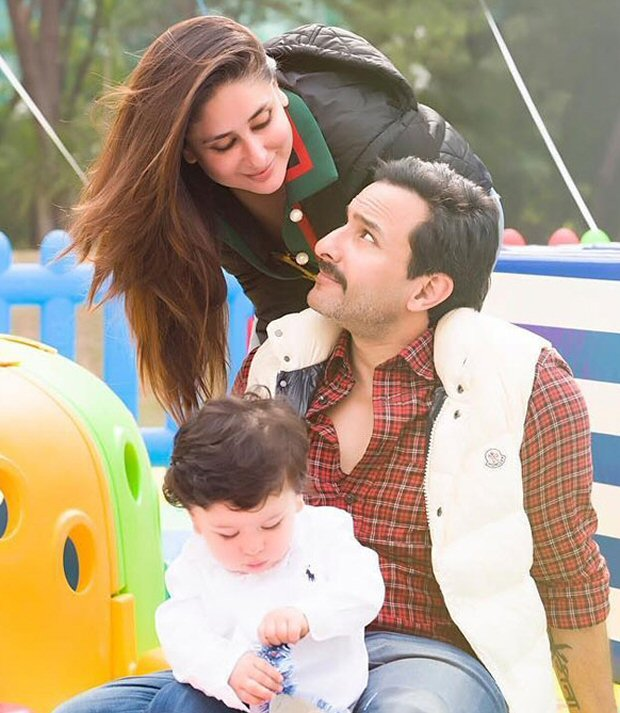 Hey, Saif Ali Khan and Kareena Kapoor Khan, whether you want Taimur in the public domain or not is YOUR CHOICE!