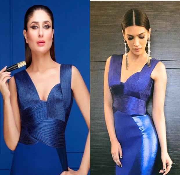 Kareena versus Kriti in Amit Aggrwal