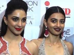 Lakme Fashion Week Kiara Advani & Radhika Apte walk the ramp on DAY 5