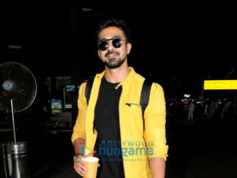 Manoj Bajpayee, Taapsee Pannu and others snapped at the airport
