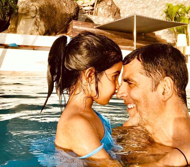 Akshay Kumar proves why Nitara will always be Daddy's Princess (see pic)