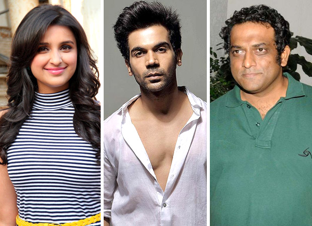 BREAKING Parineeti Chopra paired opposite Rajkummar Rao in Anurag Basu's next