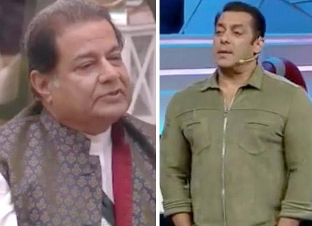 Bigg Boss 12 Anup Jalota sent to TORTURE room, Salman Khan loses his cool (watch video)