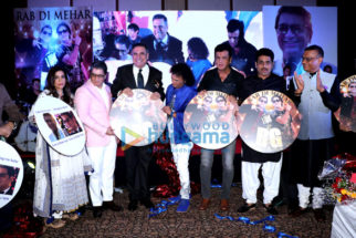 Boman Irani graces the launch of Rajeev Vyas' new single Rab Di Mehar