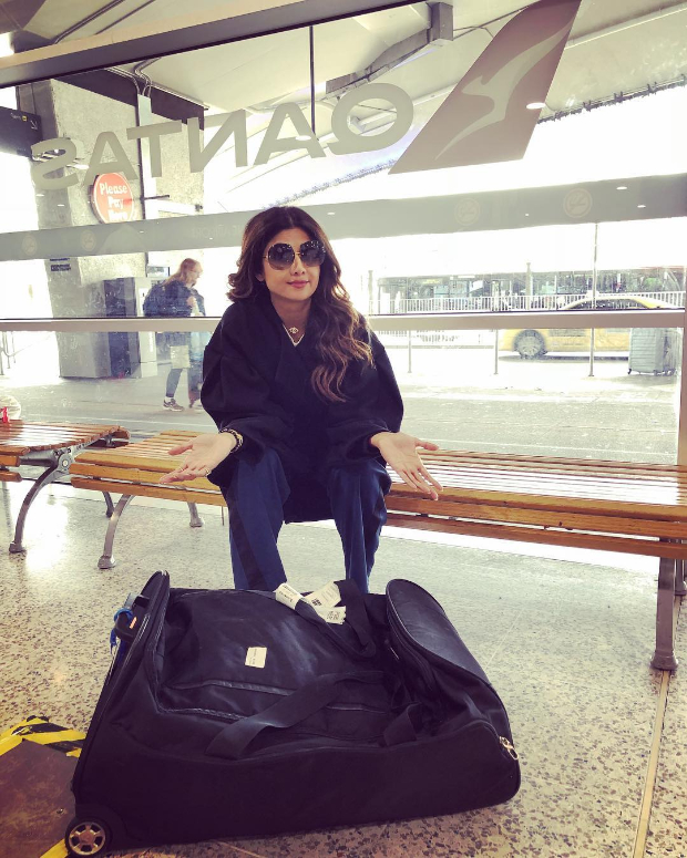 Shilpa Shetty slams Sydney airport staff for racism: We are not pushovers