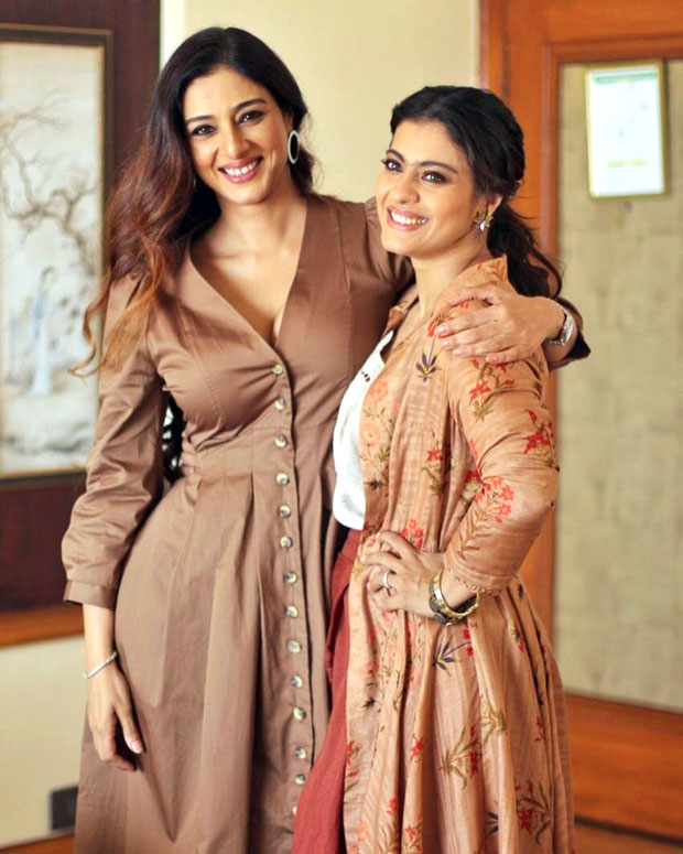 Kajol finds an admirer of her version of Ruk Ruk and it is none other than Tabu