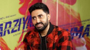 SRK told me tu kitna achcha actor hai, tu aur mehnat kar Abhishek Bachchan