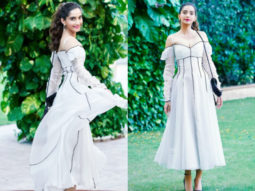 Sonam Kapoor Ahuja in Emilia Wickstead