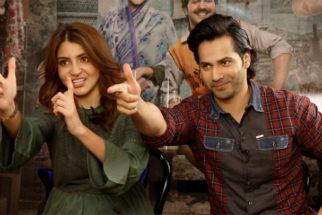 Varun & Anushka talk about Anu Malik's CONTROVERSIAL interview with Faridoon Shahryar