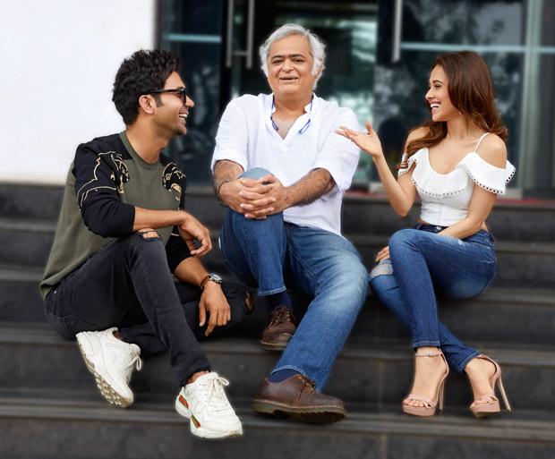 Whoa! Love, Sex Aur Dhoka actors Rajkummar Rao and Nushrat Bharucha come together for this Hansal Mehta – Ajay Devgn film