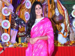 CHECK OUT:Katrina Kaif Celebrating Maha Navmi Durga Puja