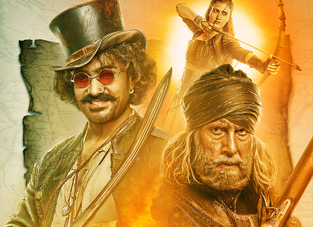 Aamir Khan – Amitabh Bachchan starrer Thugs of Hindostan cleared with UA certificate