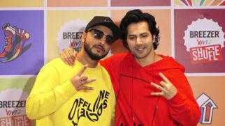 CHECK OUT Varun Dhawan & Raftaar Announcing winners of Breezer Vivid Suffle season 2