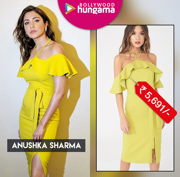 Celebrity Splurges - Anushka Sharma