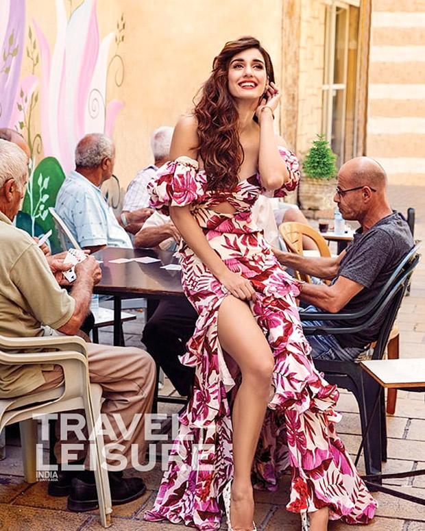 Disha Patani for Travel + Leisure magazine photoshoot (7)
