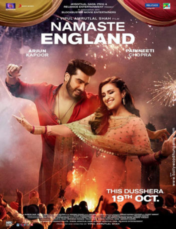 First Look Of The Movie Namaste England
