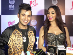 POP Culture Celebrity Night Arshi Khan & Aditya Singh Rajput