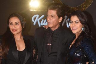 """Rani Mukerjee """"Nobody can LOVE like Shah Rukh Khan"""" Kuch Kuch Hota Hai - 20 years"""