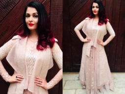 Slay or Nay - Aishwarya Rai Bachchan in Tarun Tahiliani for a Breast Cancer Awaress Initiative (Featured)