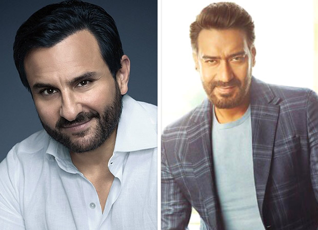 Taanaji – The Unsung Warrior: Saif Ali Khan trains in horse riding for his forthcoming film with Ajay Devgn