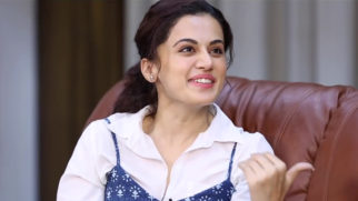 """Taapsee Pannu Interview""""We are a Very DOUBLE STANDARD Society"""" Manmarziyaan Talking Films"""