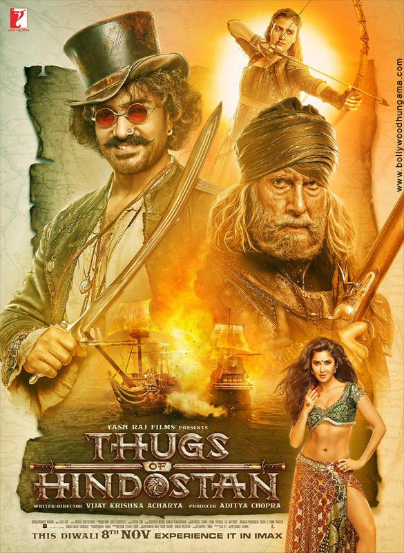 THUGS OF HINDOSTAN (2018) con AAMIR KHAN + Jukebox + Sub. Español + Online Thugs-of-Hindostan-8