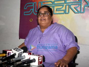 Vinta Nanda addresses her allegation against Alok Nath at a press conference