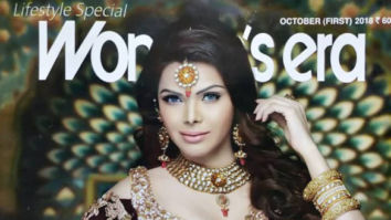 Sherlyn Chopra On The Cover Of Womensera, Oct 2018