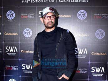 Aamir Khan, Cinestaan India'nın Storytellers Senaryo Yarışması'nın ilk baskısının kazananlarını açıkladı
