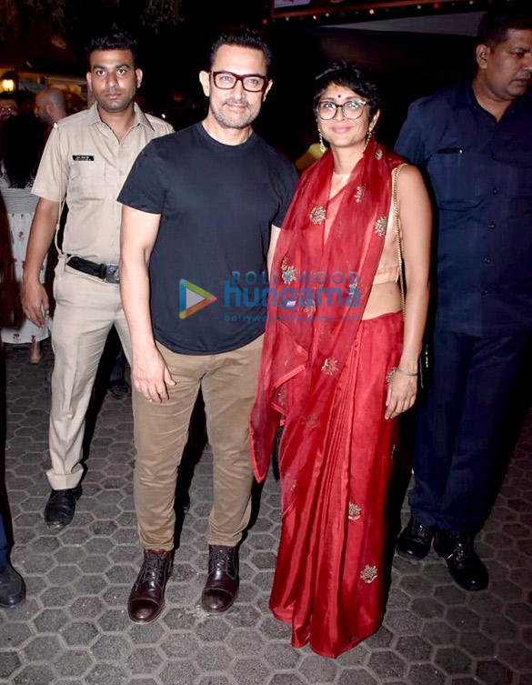 Aamir Khan spotted at Prithvi Theatre (1)