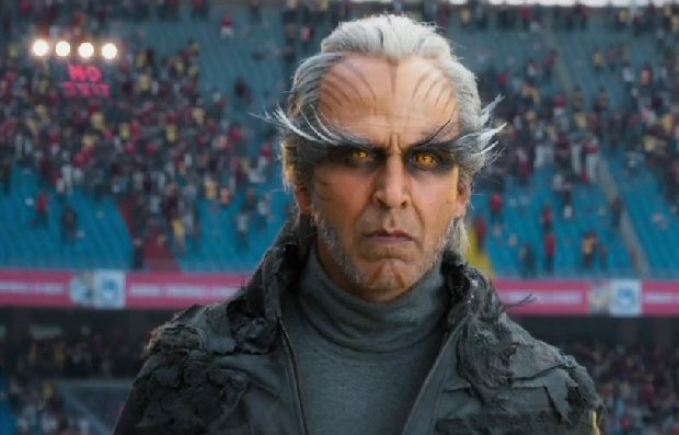 Akshay Kumar's mighty presence makes a huge impression in 2.0