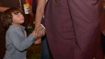 Amitabh Bachchan reveals Shah Rukh Khan's son AbRam Khan thinks he is his grandfather