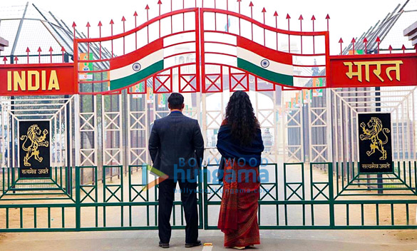 Bharat First Look: Salman Khan And Katrina Kaif Spread Patriotic Vibes