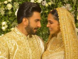 COUPLE GOALS Ranveer Singh & Deepika Padukone's VIRAL reception video