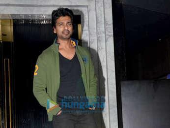 Celebs grace Shah Rukh Khan's birthday bash at Arth, Bandra