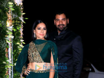 Celebs grace Shilpa Shetty's Diwali party