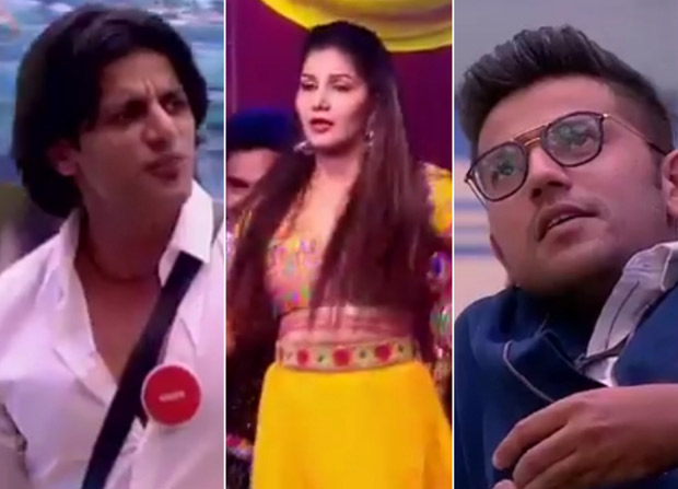 Ex-contestant Sapna Choudhary re-enters with a sizzling dance number; Karanvir Bohra can't stop teasing Romil Choudhary