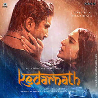 First Look Of The Movie Kedarnath
