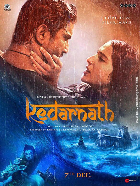 KEDARNATH (2018) con SARA ALI KHAN + Jukebox + Sub. Español + Online Kedarnath-3