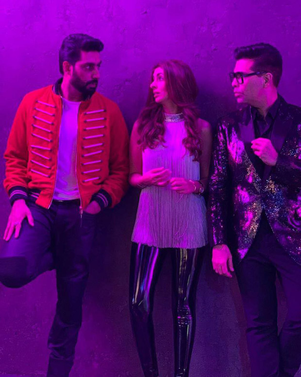 Koffee With Karan 6: Shweta Bachchan and Abhishek Bachchan to spill the beans on Karan Johar's show