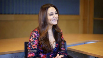 "Preity Zinta ""No one ROMANCES like SHAH RUKH KHAN "" Bhaiaji Superhit Talking Films"