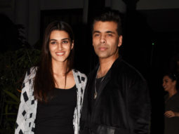 SPOTTED Kriti Sanon, Karan Johar and others @Soho Juhu