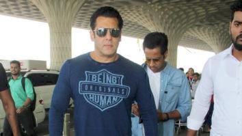 Salman Khan, Madhur Bhandarkar and others snapped at the airport
