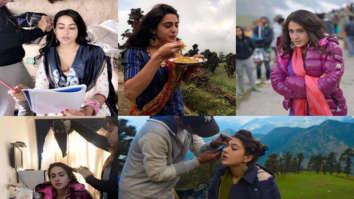 Sara Ali Khan gets nostalgic about the shooting days of her debut film Kedarnath