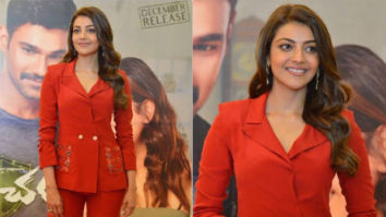 Slay or Nay - Kajal Aggarwal in Nikita Mhaisalkar for Kavacham trailer launch (Featured)