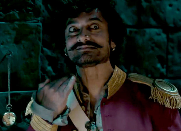 Box Office Thugs of Hindostan's Sunday is poor expect drastic falls over the weekdays