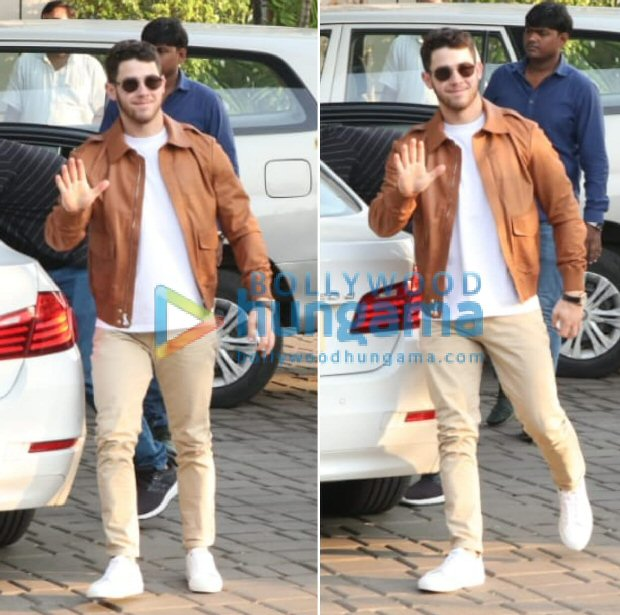 Wedding Countdown Begins! Bride and groom-to-be Priyanka Chopra and Nick Jonas head to Jodhpur with Joe Jonas and Sophie Turner